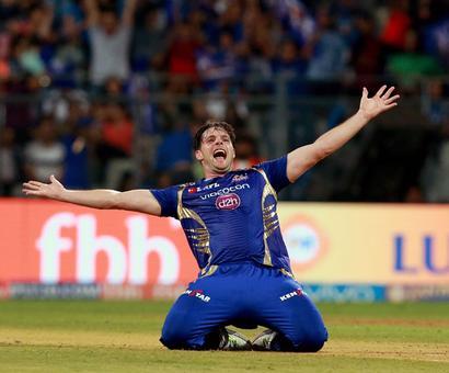 IPL PHOTOS: Mumbai outclass Delhi to continue winning run