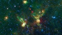 Is That an Enterprise? 2 Nebulas Look Like 'Star Trek' Vessels
