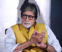 Amitabh Bachchan reminisces 'chhoti biwi' moment
