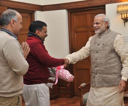 Modi, Kejriwal to face-off in Varanasi again