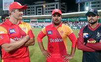 PSL T20: Islamabad United win after record partnership in Sharjah