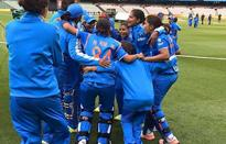 India Womens Team Bowls Out Nepal For Just 21 Remain Unbeaten In T20 Asia Cup