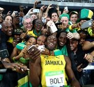 Sport Bolt the man: No hard-and-fast rules