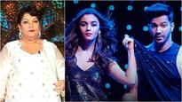 Tamma Tamma row: Varun Dhawan REACTS to Saroj Khan's SHOCKING comments