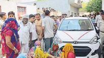 Novice driver of dowry car crushes 5-year-old in Ghaziabad