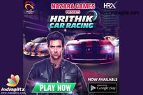RACE IT with Hrithik Roshan!