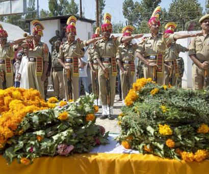 BSF jawan, killed by terrorists, was eager to join his battalion