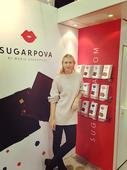 Sugarpova Debuts Chocolate Bars At ISM