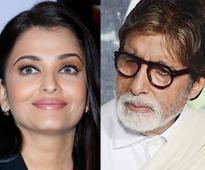 Aishwarya celebrates 'Pa' Amitabh Bachchan's National Film Awards win for 'Piku'