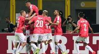 Europa League wrap: Zenit comeback, fastest goal, United, Inter beaten