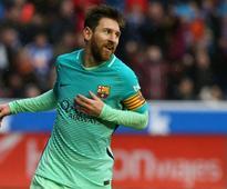 Lionel Messi happy at Barcelona: Argentina coach