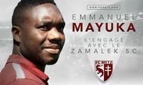 Egypt's Zamalek sign ex-Southampton striker Mayuka