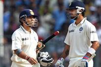 Kohli on His Way to Emulate Sachin, Says Hussey