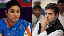 Smriti Irani slams Rahul Gandhi for World Bank jibe, says your 'hatred for India is astonishing'