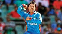 Afghanistan's teenage sensation Rashid Khan has English counties in a spin