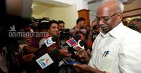 President Pranab backing Modi's maladministration, says angry MM Mani