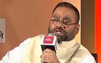 Maurya counters Mayawati in Aaj Tak Panchayat, says he never indulged in dynastic politics