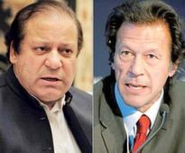 Disqualification pleas: Nawaz, Imran get three-week respite