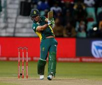 Cricket-Australia scarred after ODI hammering in S Africa - Du Plessis