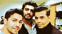 Tada! Varun Dhawan, Arjun Kapoor will go on coffee date with Karan Johar
