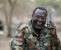 Riek Machar 'under house arrest' in South Africa