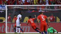 Chile pip Colombia to face Argentina in Copa final