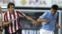 Athletic Club held to 1-1 draw by Iago Aspas' late equalizer