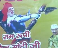 Dushhera politics blast: Modi in Lucknow as cracks surface in Samajwadi Party