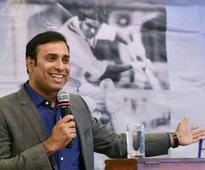 VVS Laxman announces launch of his second cricket academy