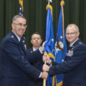 Christopher Weggeman Assumes Command of 24th Air Force  Air Forces Cyber