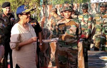 Sitharaman compliments Army for 'professional' handling of Doklam