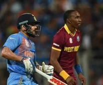 India vs WI T20s: MS Dhoni's Men Seek Revenge Against World Champions