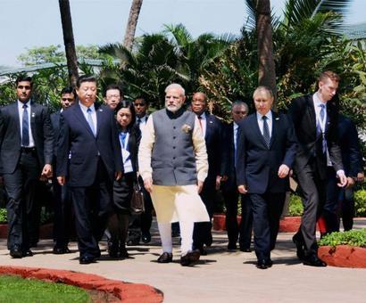 BRICS 2016: Goa declaration focuses on tackling terrorism