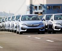 Honda recalls 22,834 units of Ciy, Accord, Jazz to replace faulty airbags
