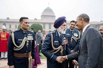 Marshal of Indian Air Force Arjan Singh passes away