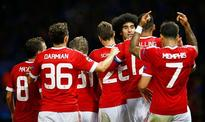 Van Gaal upbeat about United's title run ahead of Chelsea clash