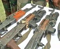 Three held, arms, ammunition seized in J-K