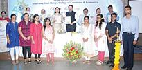 Golden Jubilee celebrations of the S S Dempo College of Commerce and Economics concludes