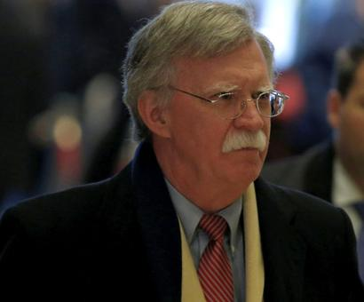 Trump replaces NSA H R McMaster with John Bolton