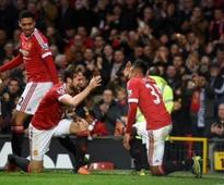 Man Utd Must Concentrate  Lingard
