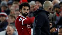 'I will be fine': Injured Mo Salah gives Klopp hope after limping off during 3-0 destruction of Manchester City