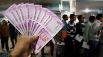 'Cash crunch because govt planning to discontinue Rs 2000 notes'