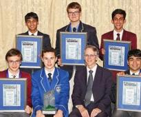 Cape pupils in a coding clean sweep