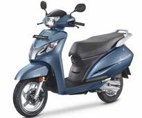 New Honda Activa 125 with BS IV Engine launched at Rs 56,954