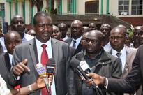 Raila and Mandago under probe, says Kaparo