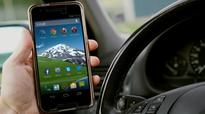 Smartphone use to be completely banned in cars from next year