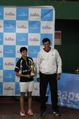 Winners of the Leapstart Badminton Championship 2016-Finals