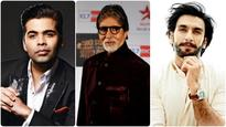 Amitabh Bachchan, Ranveer Singh, Karan Johar and others attend Mukesh Ambani's dinner bash