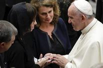 Pope calls for respect between faiths as he comforts victims of Nice attack