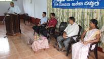St Philomena College Puttur conducts NSS orientation programme
